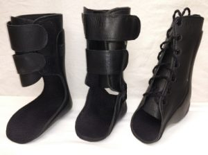 Prescription / Custom made AFO braces (Ankle-Foot-Orthosis)