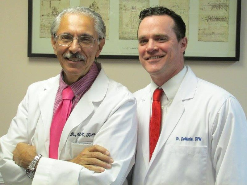 Foot Specialists of Greater Cincinnati - Dr. DeMaria and Dr. Tirone